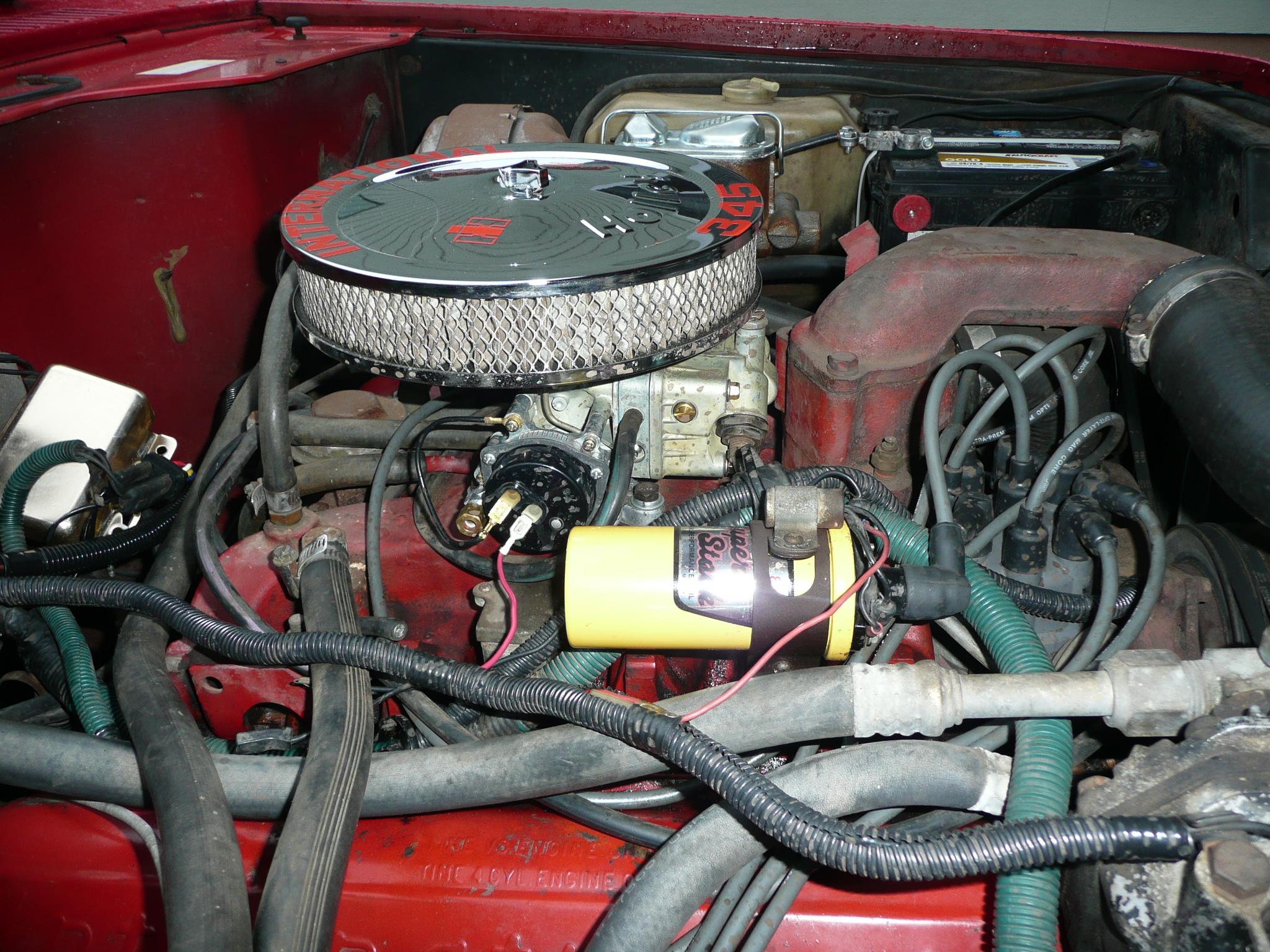 nc 1977 scout ii binderplanet International AC Fittings Kenworth AC Wiring international scout wiring ac